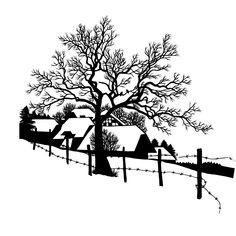 Winterbaum neu