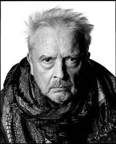 Legendary photographer, David Bailey