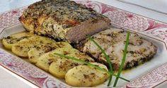 Lomo de cerdo al horno fácil y jugoso. Trucos y consejos ¡Hola amig@ cociner@! Este fin de semana vengo con una receta de lomo de cerdo al horno. Tenía muchas ganas de poner este post porque es una carne muy versátil, es una de las partes del cerdo que menos grasa tiene junto con el solomillo y es rica en proteínas y vitamina B. Aunque necesite bastante ...