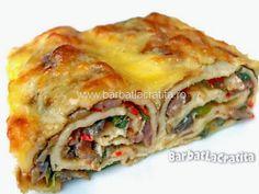 Clatite gratinate cu ciuperci Finger Food Appetizers, Finger Foods, Appetizer Recipes, Dessert Recipes, Desserts, New Recipes, Vegetarian Recipes, Cooking Recipes, Healthy Recipes