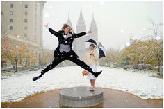 Funny wedding photo by Wendy G