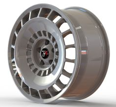 "Next up from B-Star is the ZDM-1885 monoblock wheel - 8½x18"" More sizes to follow - including 13"", 15"" and 16"""