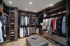 Top 100 Best Closet Designs For Men - Part Two Walk In Closet Design, Bedroom Closet Design, Master Bedroom Closet, Wardrobe Design, Closet Designs, Bedroom Closets, Bedroom Decor, Bathroom Closet, Walking Closet