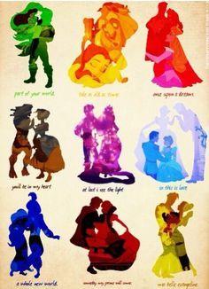 9 princess