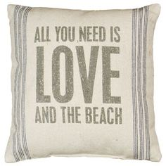 Seaside Inspired - Beach Decor - Love and the Beach - NatureWalk at Seagrove