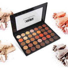 Eye Shadow Frugal Dgafo 18 Color In 1 Shimmer Matte Makeup Palette Eyeshadow Professional Brand Make Up Maquillage Eye Shadow Palette New Beauty Essentials