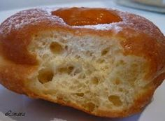 Limara péksége: Szalagos farsangi fánk