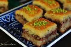 Baklava Cake fb