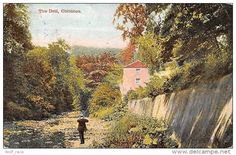 Scotland Colinton (Baile Cholgain) The Dell 1905 - Midlothian/ Edinburgh