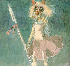 Princess Mononoke   Hayao Miyazaki   Studio Ghibli