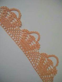 Crochet Heart Edging Stitches 24 Ideas Knitting TechniquesKnitting For KidsCrochet PatronesCrochet Stitches Crochet Boarders, Crochet Lace Edging, Thread Crochet, Love Crochet, Crochet Shawl, Crochet Doilies, Easy Crochet, Crochet Flowers, Crochet Patterns