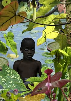 Ruud Van Empel,you have to see this in real life, it is amazing