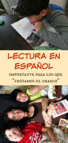 """Lectura en español: Importante para los que """"cruzamos el charco"""", o sea, nos mudamos a otro país. #Leala2015 #ad"""