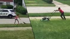 Ohio Community Helps Boy's Lawn Cutting Business After Cops Were Called . Lawn Cutting Service, Ted Talks, Tv Videos, Cops, Good People, Ohio, How To Memorize Things, Politics, Community