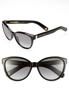b0957c0682d MARC JACOBS 57mm Retro Sunglasses
