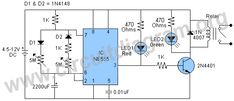 Electric Fence Circuit Diagram 12v: Electric Window/Fence ...