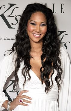 Posts about Kimora Lee Simmons written by Jamie Fleming Kimora Lee Simmons, Best Fashion Designers, French Bohemian, Celebrity Hairstyles, Wavy Hairstyles, Famous Faces, Amazing Women, Beautiful Women, Star Fashion