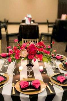 Kate Spade Inspired Table Decor| Everything You Need for a Kate Spade Inspired Bridal Shower on Early Ivy earlyivy.com