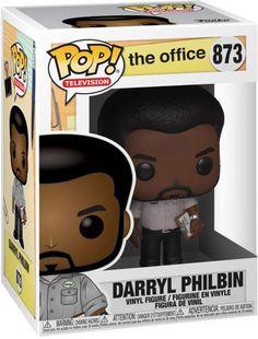 Darryl Philbin, You're Hot, Pop Vinyl Figures, Funko Pop Vinyl, The Office, Nun, Tiny House, House Ideas, Storage