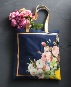 Seven Sisters Tote Floral 1