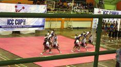 Beavers Cheerleading Squad ICC CUP 2014 Rutin Wajib (Yell)