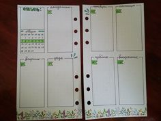 OH MY PLANNER