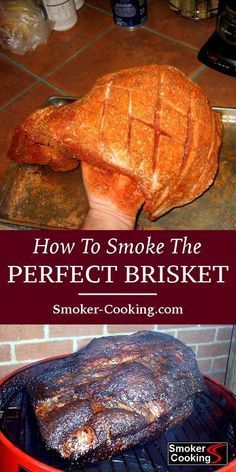 Worthy Beef Brisket - Smoked Brisket Can Be Incredibly Tasty. Learn How You Can Cook Up a Praise Worthy Beef Brisket Your -Praise Worthy Beef Brisket - Smoked Brisket Can Be Incredibly Tasty. Learn How You Can Cook Up a Praise Worthy Beef Brisket Your - How To Cook Brisket, Beef Brisket Recipes, Smoked Beef Brisket, Traeger Recipes, Smoked Meat Recipes, Grilling Recipes, Smoked Ribs, Brisket Meat, Grilling Tips