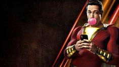 New Shazam Trailer Shows A Hero In Training Mark Strong, Zachary Levi, Aquaman, Rock Johnson, Dwayne The Rock, Batman Vs Superman, Hd Movies, Movies Online, Movies Free