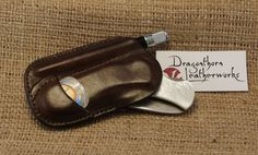 Every Day Carry Dragon PCS – Pocket Carry System© | Dragonthorn Leatherworks