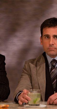 Steve Carell and Ryan Gosling in Crazy, Stupid, Love. Good Fellows, Casual Man, Kat Dennings, Steve Carell, John Krasinski, Ryan Gosling, Journal Entries, Fine Wine, Celebs