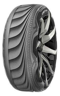 Details we liek / Tire / Automotive / Black / Futuristic / Transportational / Goodyear / at MY EYES OPEN