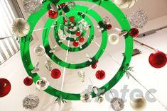 TroGlass #Acrylglas ist in vielen verschiedenen Oberflächen, Transparenzgraden und Farben erhältlich. Das #Acryl für die #Lasergravur oder den #Laserschnitt eignet sich für viele #Dekorationen im Innenbereich, für hinterleuchtete #Schilder oder #Displays. Trotec Laser, Laser Cut Acrylic, Diy Christmas Tree, Bunt, Holiday Decor, Projects, Template, Fabric Ribbon, Christmas Tree Ideas