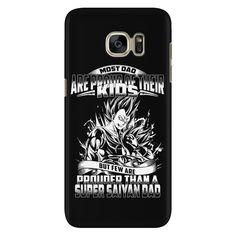 Super Saiyan - A super saiyan dad - Android Phone Case - TL01336AD