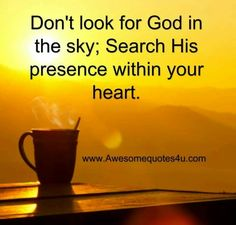 He is waiting for us to ask Him in......