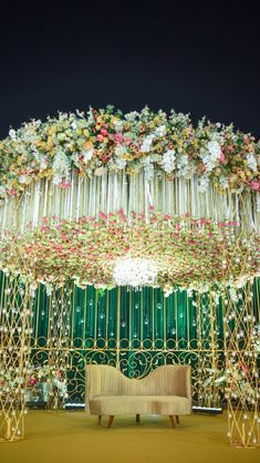 Wedding Stage Backdrop, Wedding Backdrop Design, Wedding Stage Design, Desi Wedding Decor, Luxury Wedding Decor, Floral Wedding Decorations, Wedding Mandap, Pakistani Wedding Decor, Indian Wedding Receptions