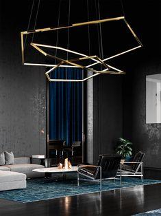 Pendant lamp VESANTO by Cameron Design House