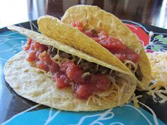 A Spoonful of Sisters: Lentil Tacos