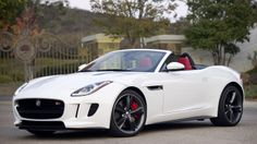 Withhold judgment on the world's greatest exhaust note until after you've heard the Jaguar F-Type V8 S (scroll down now for a sneak peek). Its cackle, boom and pop under deceleration will have you rifling through its glovebox looking for a tool to remove the stereo. An in-dash audio system is trivial when four round pipes on the tail-end of a vehicle sound this good.