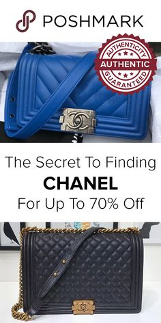 Find pre-owned Chanel handbags for cheap prices on Poshmark. Get your designer  purse e38b32f79d7d2