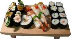 This fall we'll be having a sushi workshop! Come learn how to make California Rolls with us!