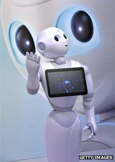 Could robots become too cute for comfort? BBC Article.