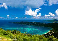 Megan's Bay, St. Thomas....absolutely GORGEOUS!!!