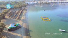 Livadia Beach @ Paros island , Greece !!!