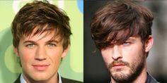 Men's Hairstyles Trends Fall/Winter 2012-2013: The Medium-length