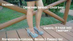 www.covershoesbr.com/nayaraspimentelvaz  ACESSE e CADASTRE - SE