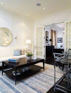Living Room. Living Room Ideas. Small Living Room Design Ideas. #LivingRoom #SmallSpaces #LivingRoomDecor