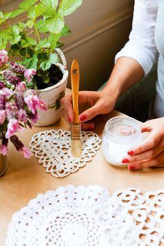 Ideas y DIY para decorar con crochet Shabby Chic, Diy, Crafts, Craft Ideas, Amazing, Home Decor, Crochet Tote, Craftsman Decor, Paper Craft Work