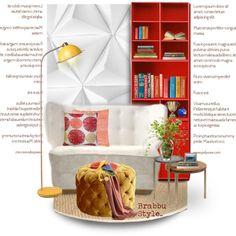 Brabbu Contemporary Living.. by vkevans on Polyvore featuring interior, interiors, interior design, home, home decor, interior decorating, Cyan Design, Safavieh, Mr Perswall and LSA International