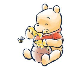 LINE Official Stickers - Winnie the Pooh & Christopher Robin Example with GIF Animation Winnie The Pooh Cartoon, Winnie The Pooh Drawing, Winnie The Pooh Pictures, Cute Winnie The Pooh, Winnie The Pooh Quotes, Winnie The Pooh Friends, Eeyore Quotes, Cute Disney Wallpaper, Cute Cartoon Wallpapers