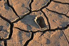 Dry Lake - Drought by BachirBadaoui1